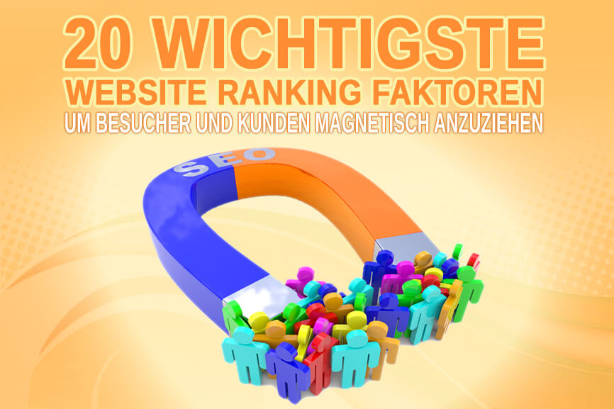 Website Ranking Faktoren